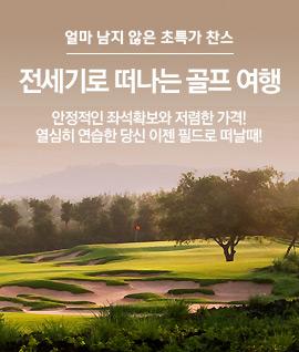 전세기 골프