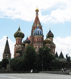 러시아 4色여행