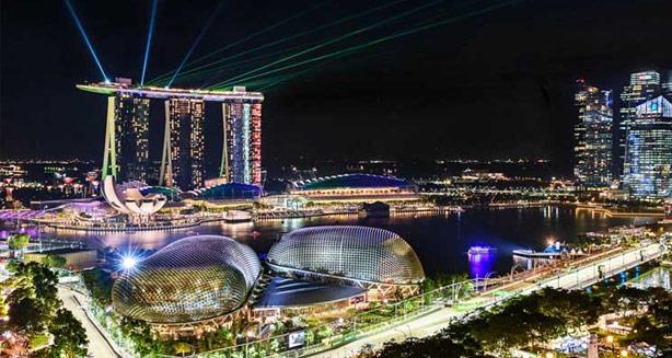 조호바루/싱가포르/말라카 5일