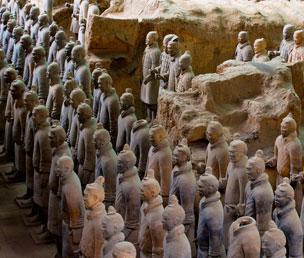 5천년 역사 문화의 그윽한 향취 서안