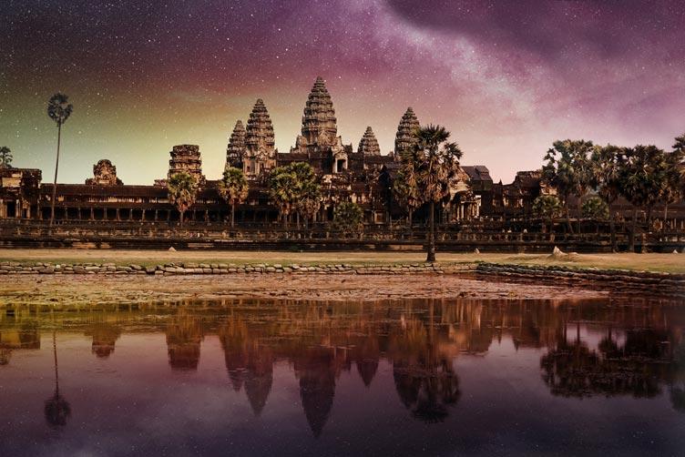 [캄보디아] 지금, 앙코르왓에 가야하는 이유
