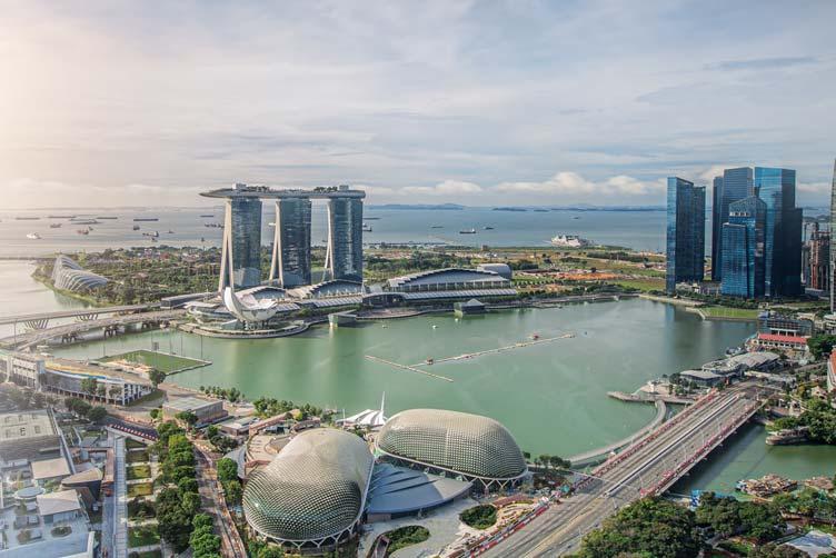 [셰프투어] 싱가포르
