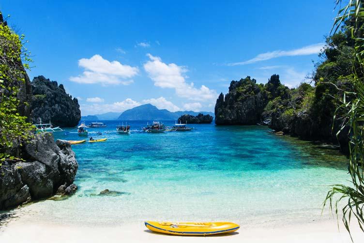 [팔라완] 천혜의 자연을 품은 섬
