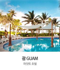 괌 하얏트 호텔 6일